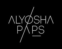 ALYOSHA PAPS — DJ logo