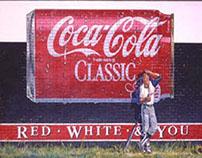 Ezra Tucker- Illustrated Drink Advertisements