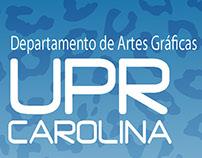 UPRC: Dept. de Diseño Gráfico