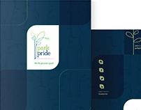 Park Pride Rebrand