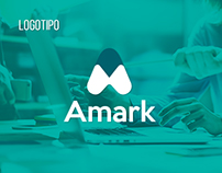 Amark ® - Logotipo