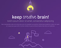 Creative Brains