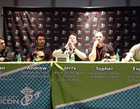 "ECCC Panel ""Creativity in Virtual Reality"