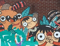 Graffiti for kids!