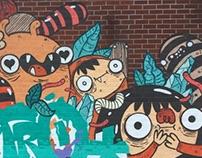 Graffiti for kids!