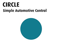 Circle - Simple Automotive Control
