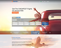 Cleartrip Website Design On DesignCrowd