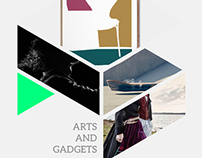 Arts And Gadgets 24-09-2015