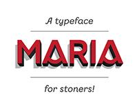Maria Typeface