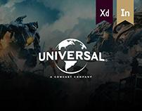 UNIVERSAL - UI/UX