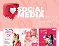 Social Media Dia das Mães 2019 - Diversos