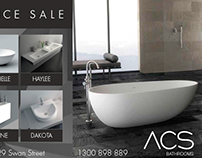 acs designer bathrooms ad - Acs Designer Bathrooms