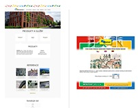 Website remake - MetalPlastCZ