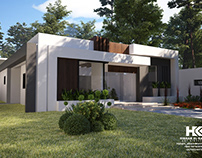 Rest Villa Design