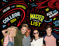 Target College Campaign