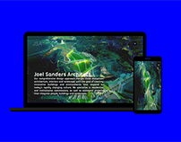 JSA Architect website concept
