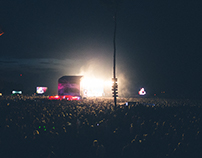 Knallfrosch Elektro // Deichbrand Festival
