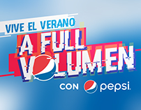 Pepsi :: A Full Volumen