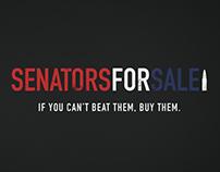The Pitch on Gruen - Senators For Sale