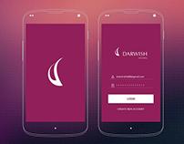 DARWISH Mobile App