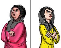 VIVA Ramadan Part 1 (2016) Storyboard