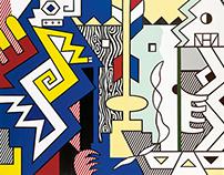 Montclair Art Museum Roy Lichtenstein Exhibit