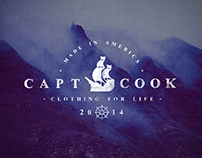 Captain Cook - Fashion Brand