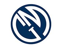 GM Impex logo design