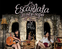 CD La Oveja Negra. | Artista: Escarlata