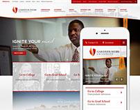 Gardner-Webb University Website