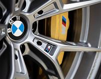 BMW 863M Sommerkomplettrad