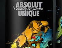 ABSOLUT - UNIQUE