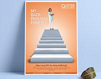 QI SPINE PRINT AD