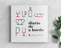 DownFood, Árbore da Veira. Branding & Editorial