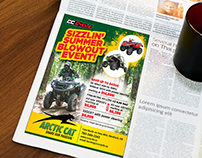CCCYCLE Print ad