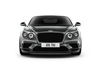 Bentley Super Sports: CGI & Retouching