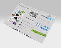 Plaquette (booklet) Ikinoa Sport (www.ikinoa.com)