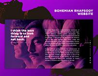 Bohemian Rhapsody Website