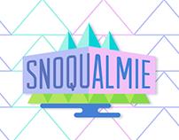 City of Snoqualmie - Branding