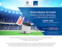 Ekstraklasanice.pl - marketing campaign