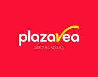 PlazaVea - Social Media