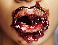 Cherry Lips for Nakid Magazine