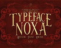 Noxa Grunge FREE Font