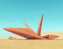 Концепт павильона (Pavilion Concept)