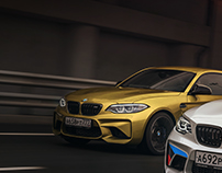 BMW M2 - Preview (post prod)