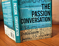 THE PASSION CONVERSATION BOOK DESIGN