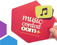 Music Contest oom+