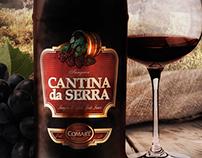 Cantina, da Serra.