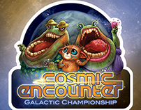 Cosmic Encounter Sticker
