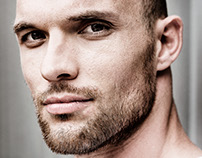 Ed Skrein for Men's Fitness